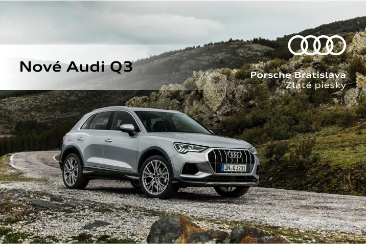 Nové Audi Q3