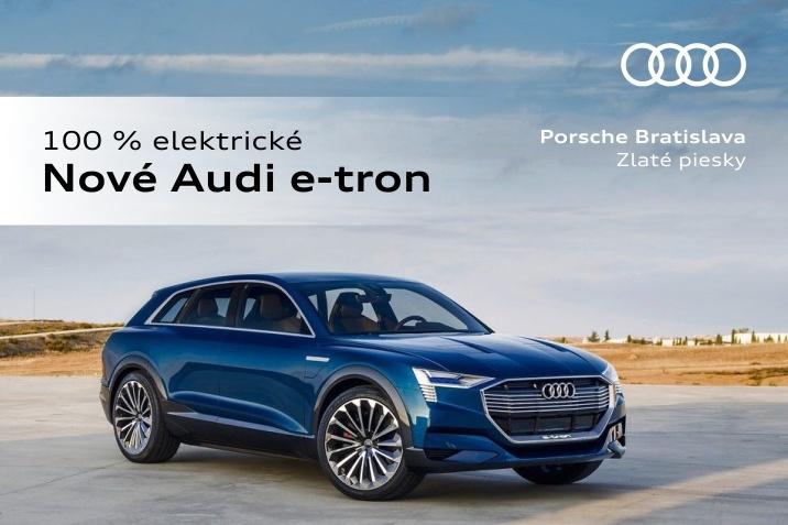 Audi e-tron I